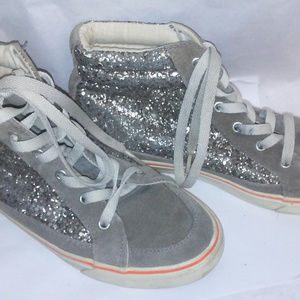 American Eagle Outfitters high tops size 7